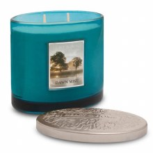 Heart & Home Dawn Mist 2 Wick Scented Ellipse Candle