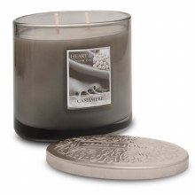 Heart & Home Cashmere 2 Wick Scented Ellipse Candle