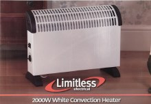 2Kw Convector Heater