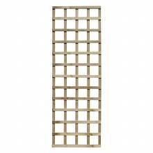 Traditional Square 100mm Trellis Panel 1.8 x 0.6m