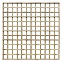 Traditional Square 100mm Trellis Panel 1.8 x 1.8m