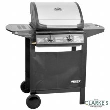 Hecht 2 Burner Gas Barbecue