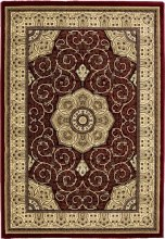 Heritage Traditional Rug Red 120x170cm