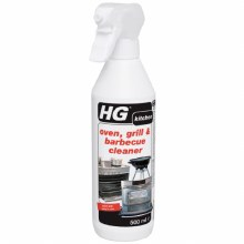 HG Oven & BBQ Cleaner
