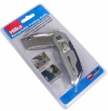 Hilka Retractable Folding Knife