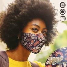 H&H Washable Face Mask Design 13 Size M