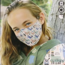 H&H Washable Face Mask Design 19 Size M