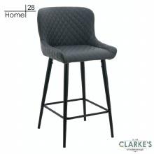 Ottawa Bar Stool Grey