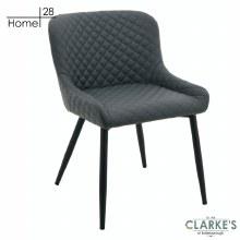 Ottawa Dining Chair Grey