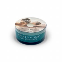 Heart & Home Dawn Mist Scent Cup Candle