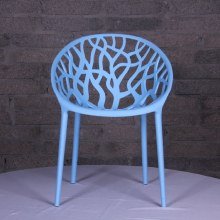 Millie Trellis Garden Chair Blue