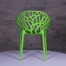 Millie Trellis Garden Chair Green