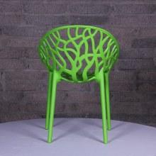 Millie Trellis Garden Chair Green