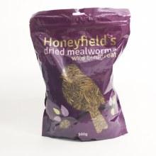 Dried Mealworms Wild Birds Treet