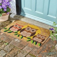 Hooters - Coir Door Mat