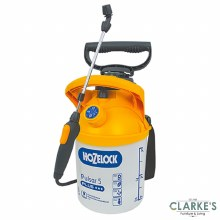 Hozelock Pulsar Pressure Sprayer 5 Litre