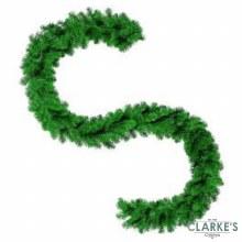 IImperial Pine Green Garland 270 x 25cm