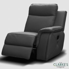 Infinity Right Hand Facing Recliner Module Grey