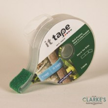 it tape Multi-Purpose Hook & Loop Fastener Green