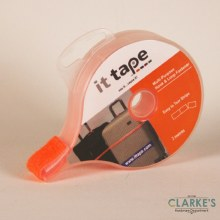 it tape Multi-Purpose Hook & Loop Fastener Orange