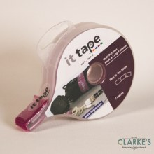 it tape Multi-Purpose Hook & Loop Fastener Purple