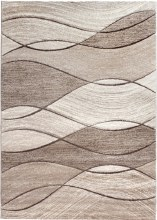 Impulse Waves Beige 67x120cm