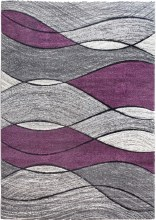 Impulse Wave Purple 67x120cm