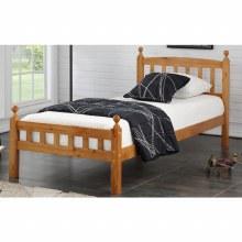 Jeniffer Pine Bed Frame