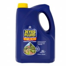 Jeyes Fluid Outdoor Cleaner Ready To Use 4L