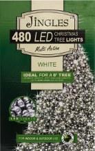 Jingles 480 LED Lights White