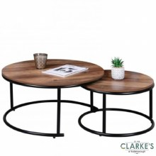 Joya Coffee Tables Set of 2