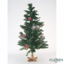 Sherwood Frosted Mini Tree 75cm