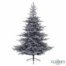 Grandis Frosted Christmas Tree 8ft