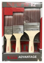 Kana Advantage Paint Brush Set