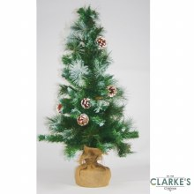 Keaming Frosted Mini Tree 90cm