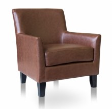 Kendal Accent Chair Brown