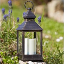 Kentish Garden Battery Lantern