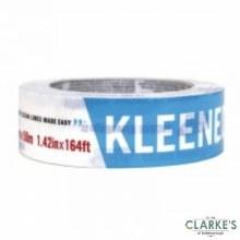 KleenEdge Masking Tape 36mm x 50m