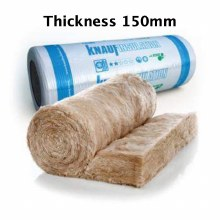 Knauf Earthwool Loft Insulation Roll 150mm