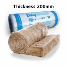 Knauf Earthwool Loft Insulation Roll 200mm