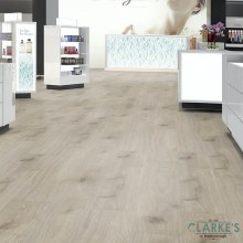 Kronopol Di Trevi Oak 8mm Laminate Floor. Available in the Shop