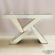Labirinto Di Dimanti Luxury Mirrored Console Table