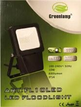 Greenlamp 10W LED IP54 Floodlight