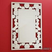 Macchie luxury wall mirror 80x120cm