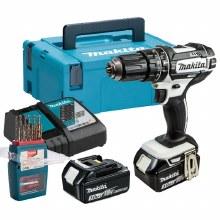 Makita Cordless 18V 3 Ah Combi Drill + Accessories