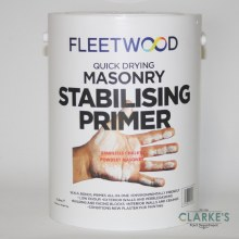 Fleetwood Quick Dry Masonry Stabilising Primer 2.5 Litre