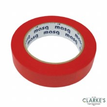 Masq Ultimate Red Painters Tape 25mm
