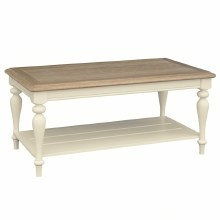 Meghan Oak Coffee Table