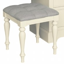 Meghan Oak Dressing Table Stool