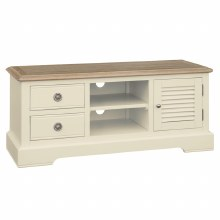 Meghan Oak TV Unit